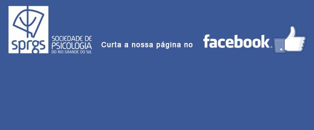 Página da SPRGS no Facebook