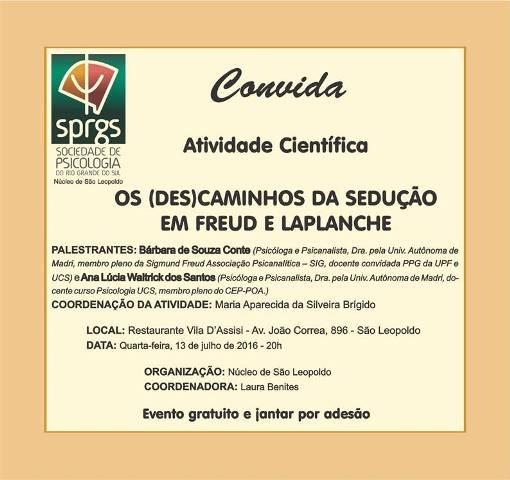 EVENTO SÃO LEOPOLDO