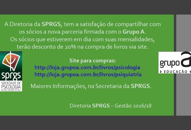 PARCERIA SPRGS-GRUPO A