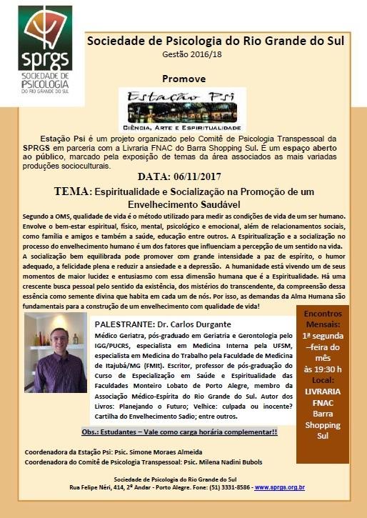 ESTAÇÃO PSI DE NOVEMBRO-17