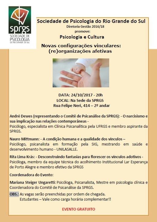 PSICOLOGIA E CULTURA OUT-2017